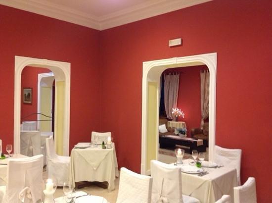 Salle a manger foto di villa sabolini hotel colle di for Salle a manger 53