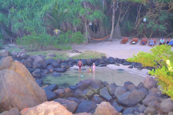 Thaproban Pavilion Resort and Spa : The Rockpool