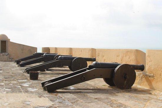 Forte De Sao Jorge De Oitavos
