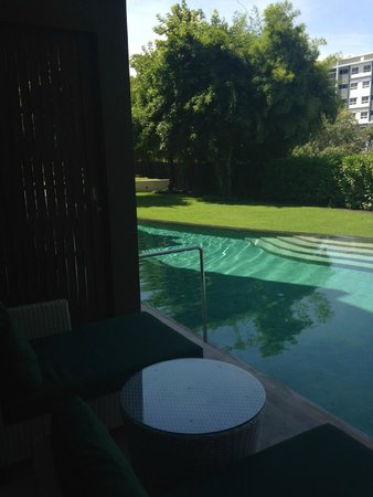 The Serenity Hua Hin : Pool access room