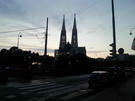 Pension Liechtenstein: chiesa votiva