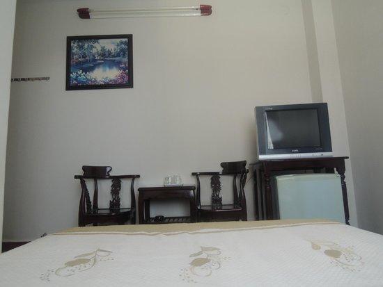 Prince Hotel: my room