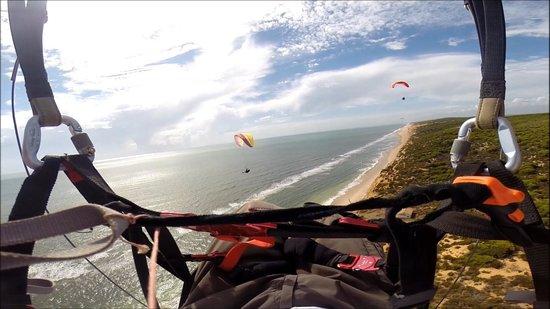 FlySpain Paragliding Centre: Coastal soaring