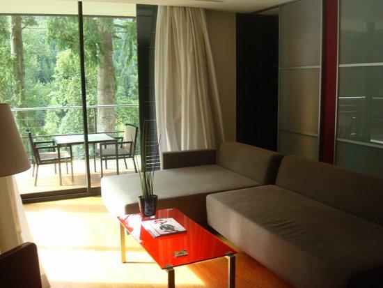Hotel K : Suite framboise