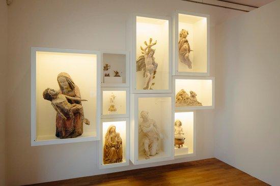 Mensch und Glaube - Schnitzkunst ©Zeppelin Museum Friedrichshafen, Foto - Myrzik