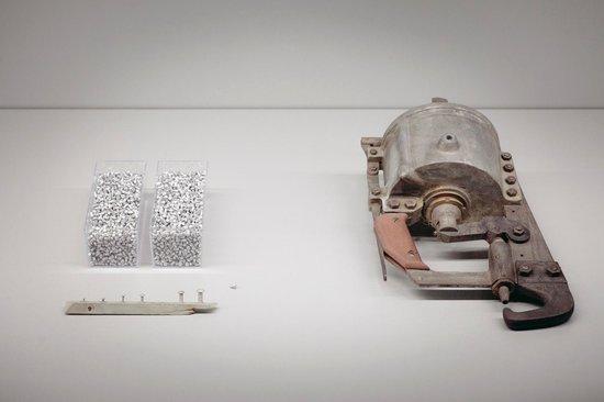 Originalwerkzeuge erzählen ihre eigenen Geschichten ©Zeppelin Museum Friedrichshafen, Foto - Myr