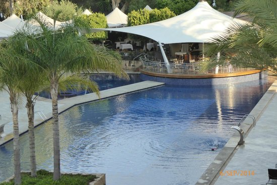 Insotel Fenicia Prestige Suites & Spa : The Pool bar