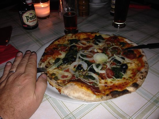 Mocca d'Or : Pizza