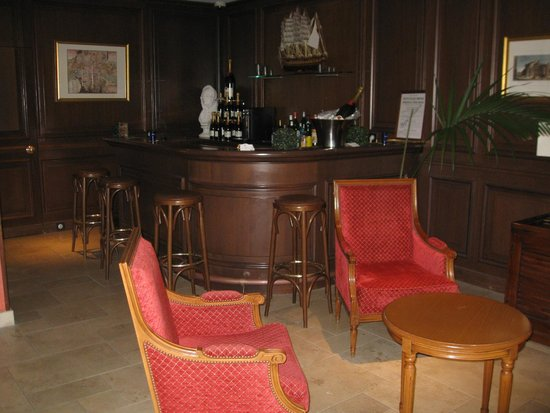 Best Western Amiral Hotel : Bar