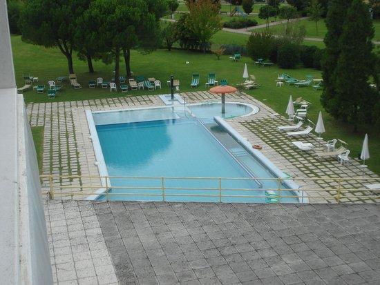 Hotel Smeraldo Terme: piscine pulite e riscaldate ottimamente