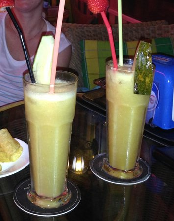 Bar Tropical Coconut: cocktails