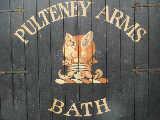 The Pulteney Arms: Buena cerveza y delicioso fish & chips