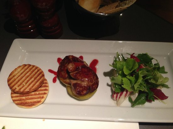 Sam's Steaks and Grill: Foie Gras