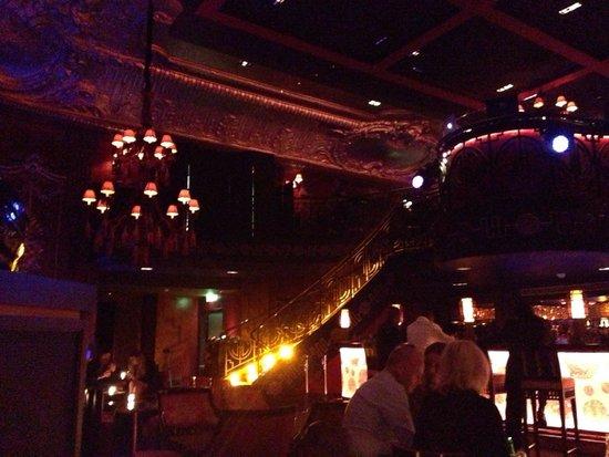 Buddha Bar: Dentro il locale