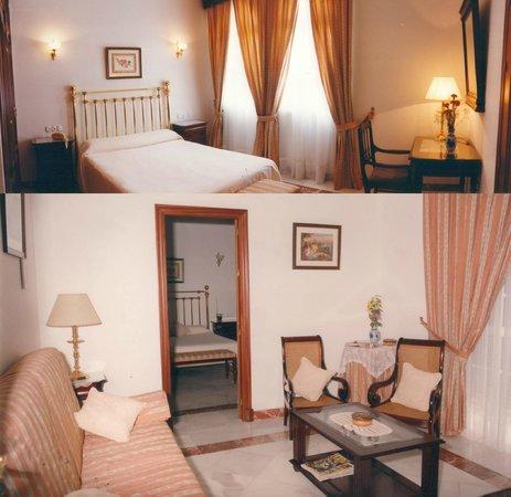 Hotel Chipiona: Suite Junior