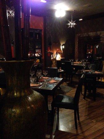 Pascal Le Restaurant : Excellent Interior design...