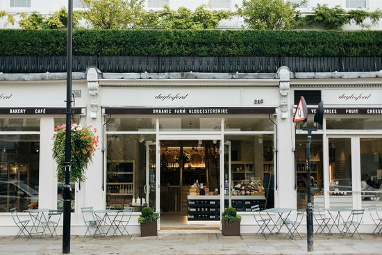 Photo of Cafe Daylesford Organic at 208 - 212 Westbourne Grove, London W11 2RH, United Kingdom