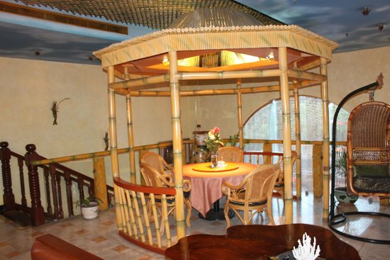 PRIVATE TABLE Picture Of Bamboo Seafood Restaurant Jeddah - Private table restaurant
