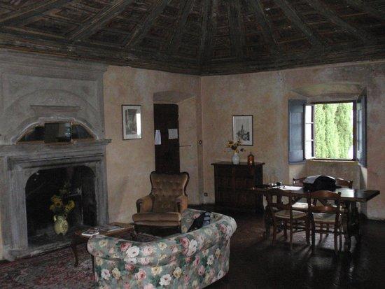 Castello di Montegufoni: Il Capella suite