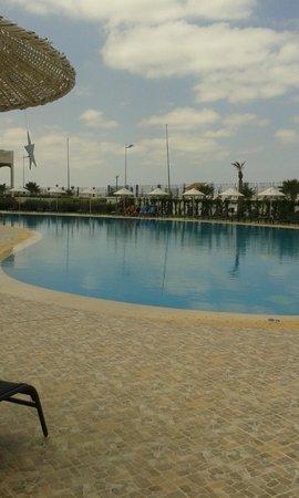 Grand Mogador Sea View - Hotel de luxe : Piscine