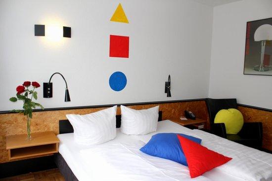 Hotel an der Therme Haus 1: Bauhauszimmer