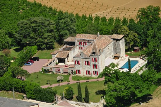 Photo of Chateau de Scandaillac St. Eutrope de Born