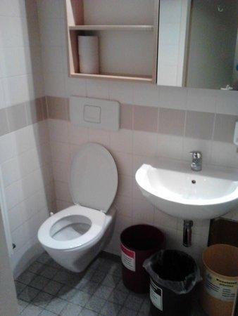 Sommerhotel Wieden: Ванная комната