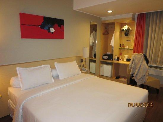 Ibis Jakarta Arcadia: room 806