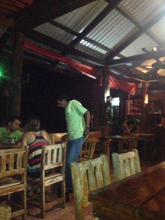 Barba Roja Restaurant: Chico our server