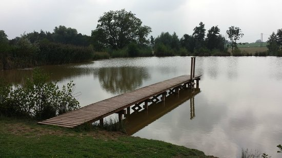 Woodside Country Park: Lake in the grounds