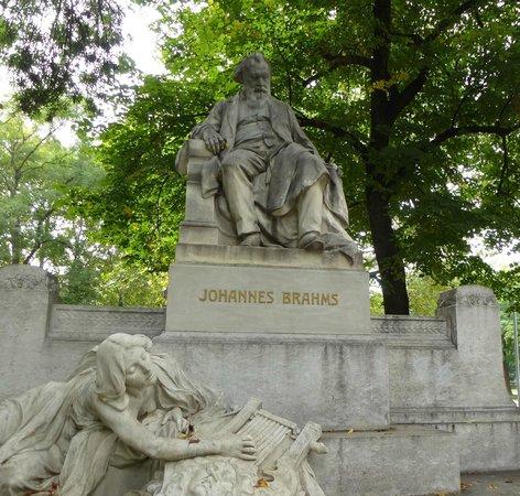 Stadtpark: Brahms