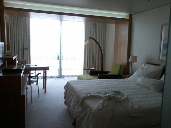 The Westin Athens Astir Palace Beach Resort: το δωμάτιο 1