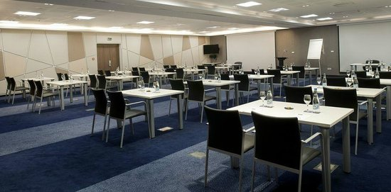 Barcelo Fes Medina: sala de conferencias