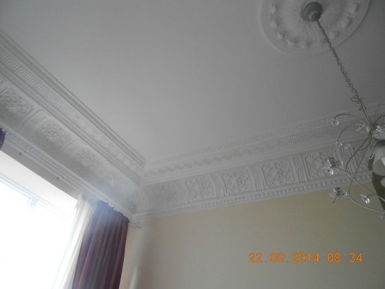 Novum Hotel Graf Moltke Hamburg: Detail plafond
