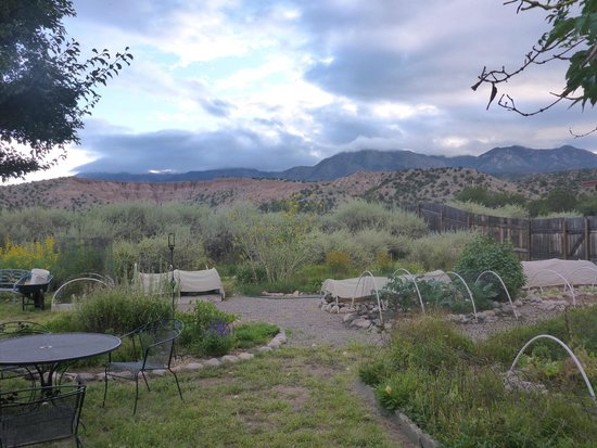 D and D's Organic Haven: Beautiful views