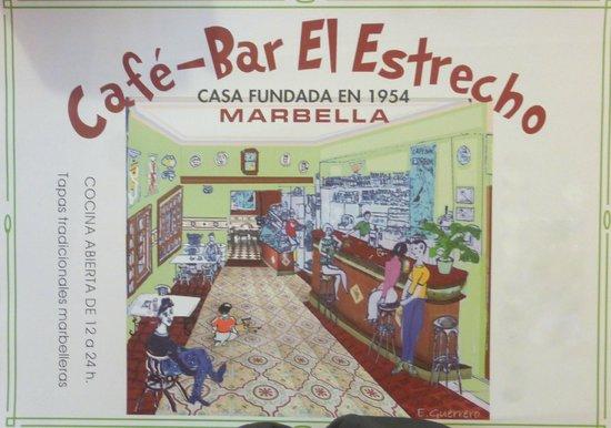 Bar El Estrecho: entreprise familiale