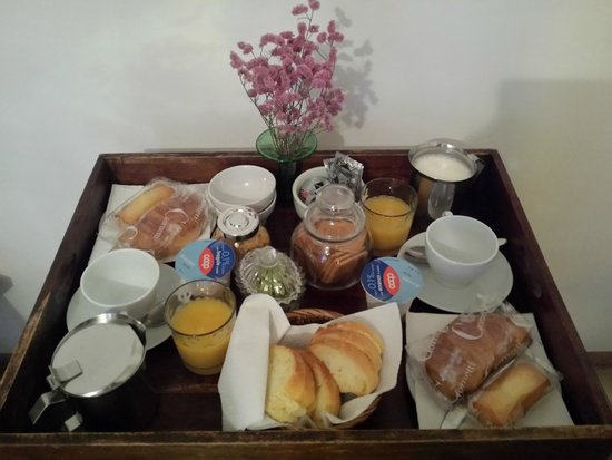 Room in Venice Bed and Breakfast: Colazione