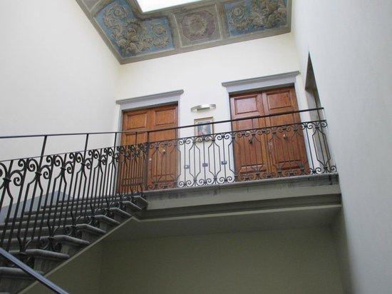 MsnSuite Apartments Palazzo dei Ciompi: Ingresso