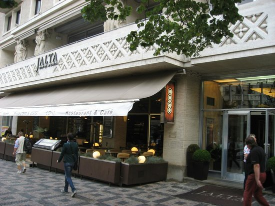 Jalta Boutique Hotel Como Restaurant At The