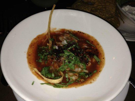 Blue Agave Club: Sopa de Tortilla
