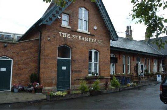 Urmston, UK: The Steamhouse