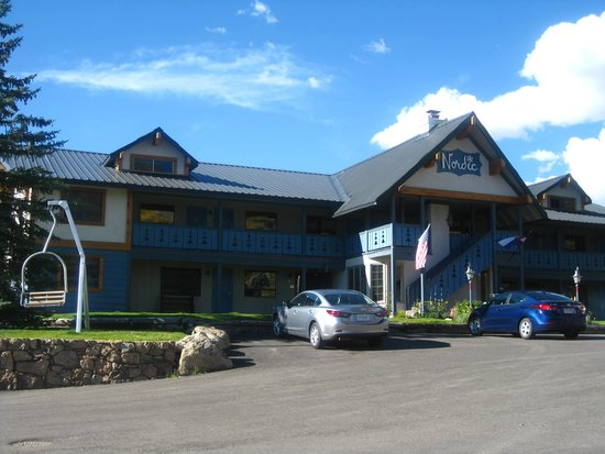 The Nordic Inn: Quaint Hotel