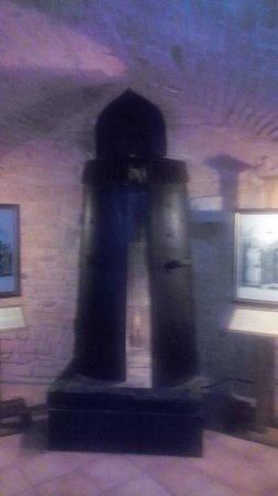 Museo della Tortura: La Vergine di ferro di Norimberga