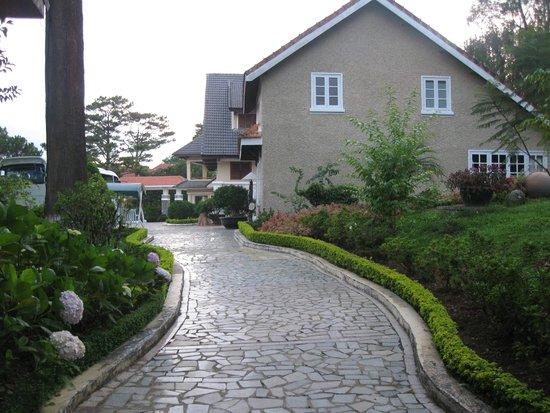 Hoang Anh - Dat Xanh Da Lat Resort : Вилла №1