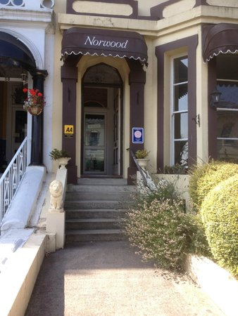 The Norwood Guest House,60 Belgrave Road,Torquay