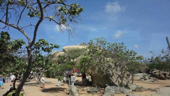 Ayo and Casibari Rock Formations: Stonehenge of Aruba