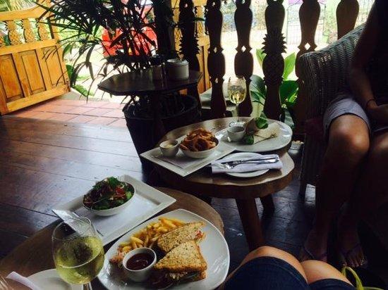 Kaz Zanana: informal lunch