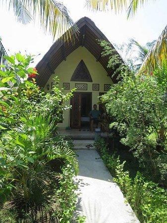 Pelangi Cottages And Restaurant : Cottage