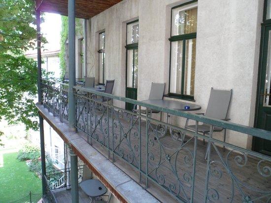 Hotel Zipser: Altri balconi