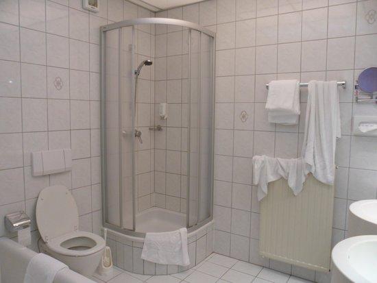 Hotel Zipser: Doccia